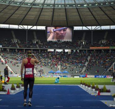 ATHLETICS-IAAF-GERMANY-ISTAF