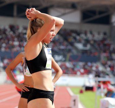 117 Deutsche Leichtathletik Meisterschaften Erfurt 09 07 2017 Lara Hoffmann LT DSHS Koeln 117