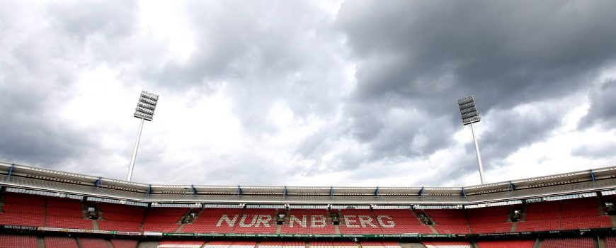 Max Morlock Stadion in Nürnberg Copyright Thomas Pakusch *** Max Morlock Stadium in Nuremberg Copyr