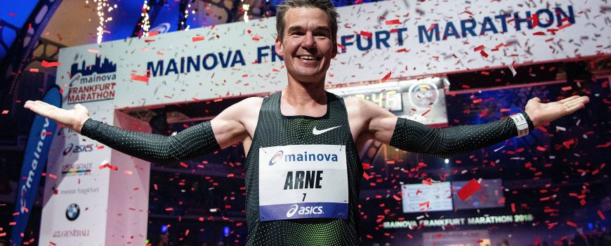 Sport Themen der Woche KW43 Sport Bilder des Tages 28 10 2018 xfux Leichtathletik Marathon Mainov