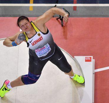 European Indoor Athletics Championships - Day 3