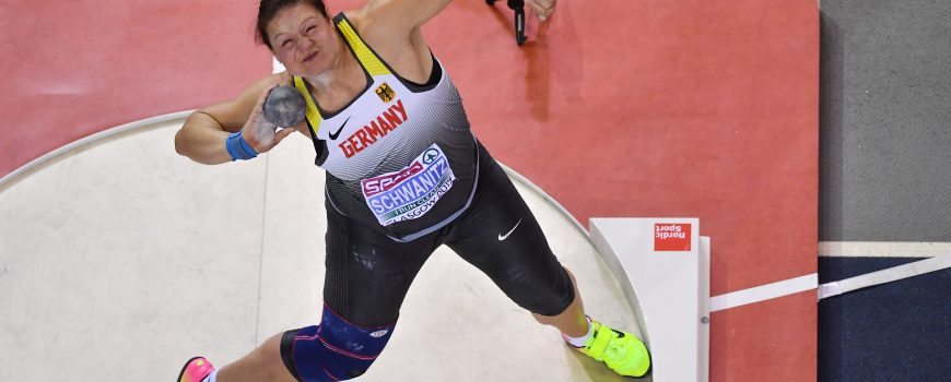 European Indoor Athletics Championships - Day 3