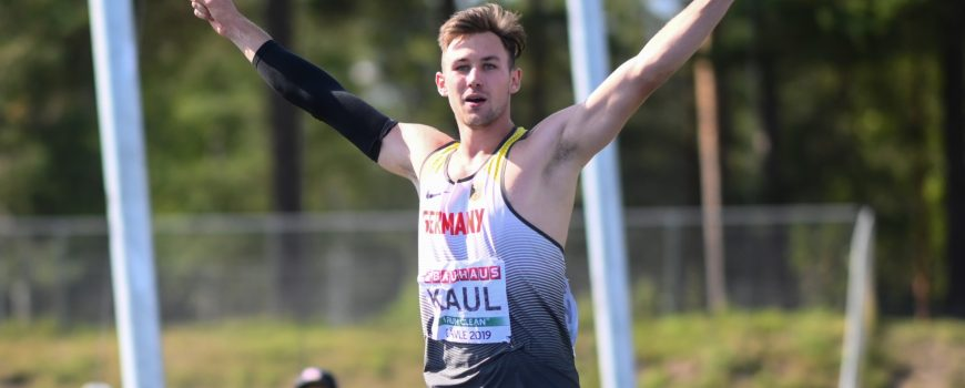 European Athletics U23 Championships 2019