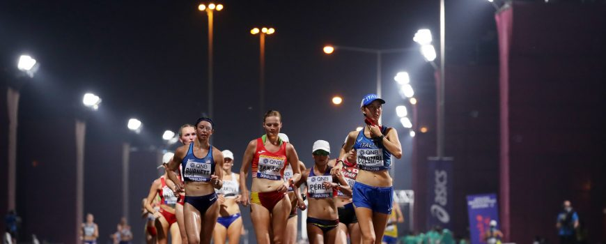 17th IAAF World Athletics Championships Doha 2019 - Day Two