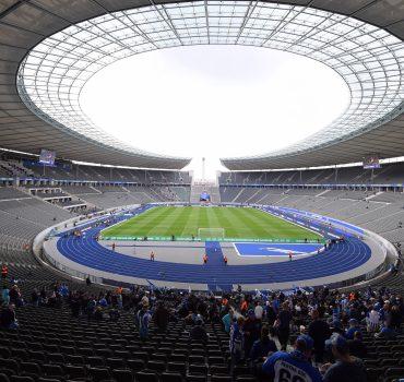 Hertha BSC v Borussia Moenchengladbach - 1 Bundesliga