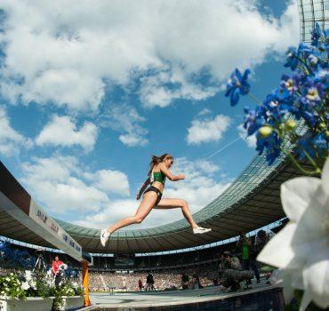 Gesa Felicitas Krause Silvesterlauf Trier 2 Wettkampftag 3000m Hindernis Finale der Frauen am 04