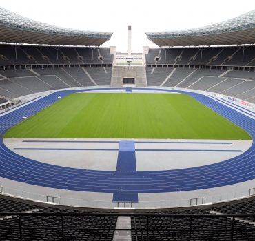 GER, Berlin, Berliner OLympiastadion , Innenansicht / 30.03.2020, Berlin, Berlin, GER, Berlin, , im Bild Berliner OLymp