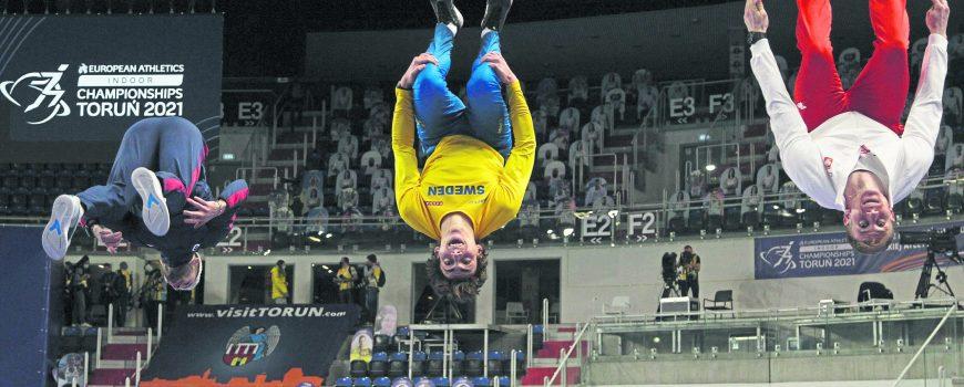 Torun Polen, Athletics, Leichtathletik, European athletics indoor Championships 2021, Leichtathletik-Europa-Hallenmeiste
