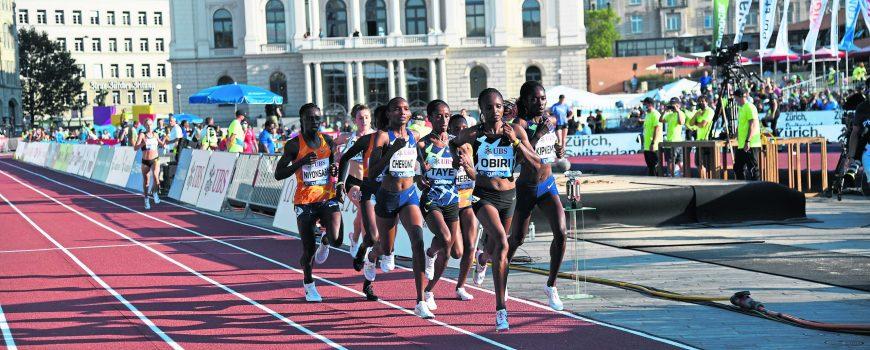 Zürich, Leichtathletik, Athletics, Track and Field, World Athletics, Wanda Daimond League, Weltklasse Zürich 2021, 08.09